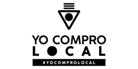 #YoComproLocal NetWorkPunch Vol. 1 boletos