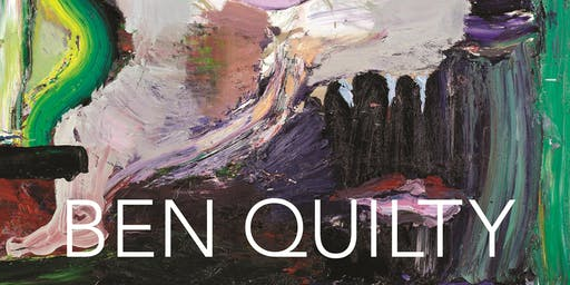 An Evening with Ben Quilty