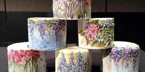 Painting on Fondant with Colette Peters
