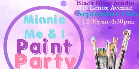 Minnie Me & I Paint Party tickets