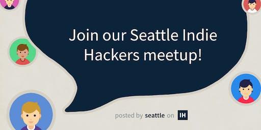 Indiehackers Seattle Meet & Greet