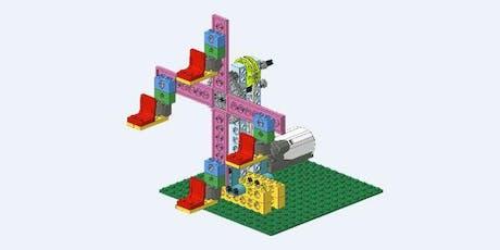 Junior Robotics: Ferris Wheel (Ages 9-11) (Woden Library) tickets