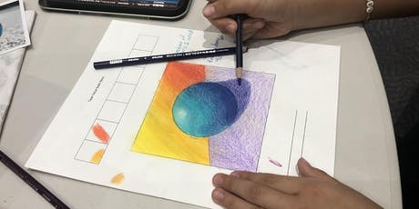 McMinnville Colored Pencil Workshop 1 - Open House F19 tickets