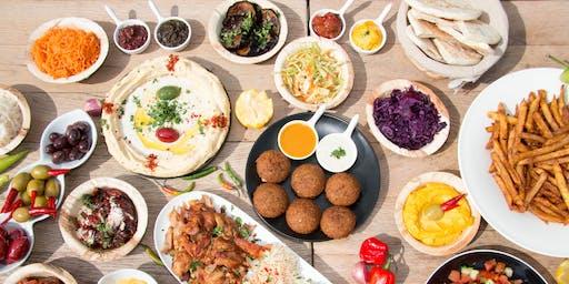 24th Annual SF Middle Eastern Food Festival