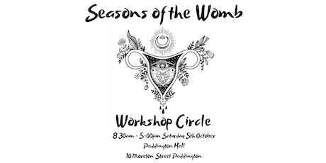 Seasons of the Womb tickets