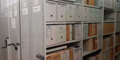 Tour of Lutheran Archives