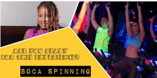 Whine & Spin - Soca Spinning