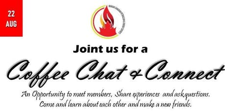 Coffee, Chat & Connect tickets