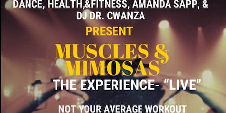 Muscles & Mimosas tickets
