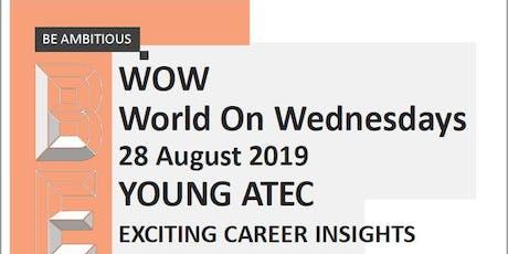WOW - World on Wednesdays tickets