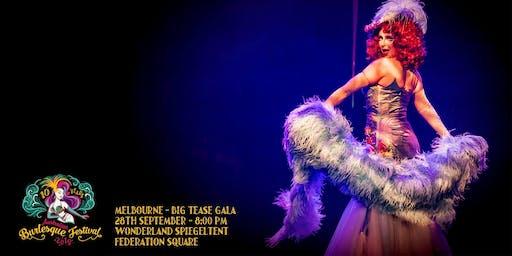 The Australian Burlesque Festival 2019 – Big Tease Gala Melbourne!