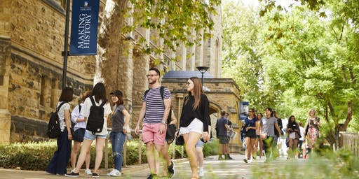 The University of Adelaide Information Evening