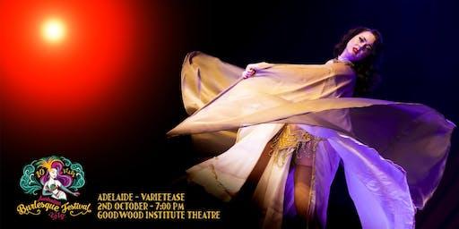 The Australian Burlesque Festival 2019 – Varietease Adelaide!