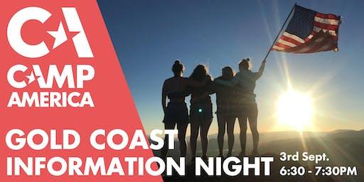 Gold Coast - Camp America 2020 Season Launch