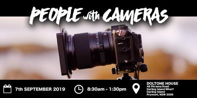 People with Cameras Creative Space Sydney 2019