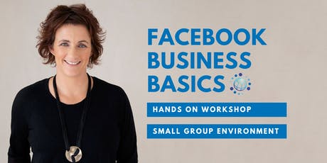 Facebook Business Basics Workshop tickets