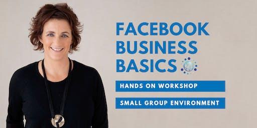 Facebook Business Basics Workshop