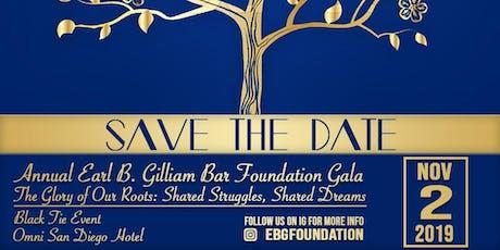 Earll B. Gilliam Bar Foundation 43rd Annual Scholarship & Awards Gala tickets