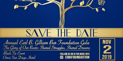 Earll B. Gilliam Bar Foundation 43rd Annual Scholarship & Awards Gala