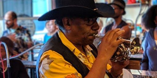 Buckner Funken Jazz on Wine