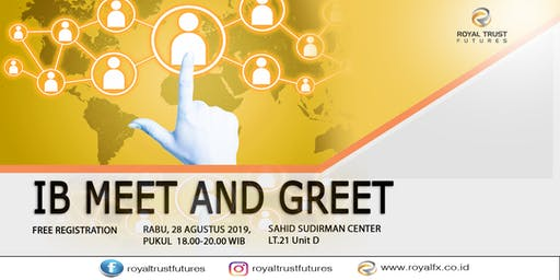 IB Meet and Greet
