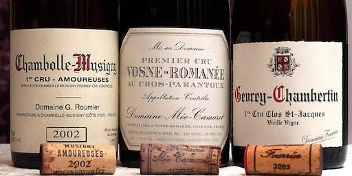 SEMINAR: Burgundy: An Exploration