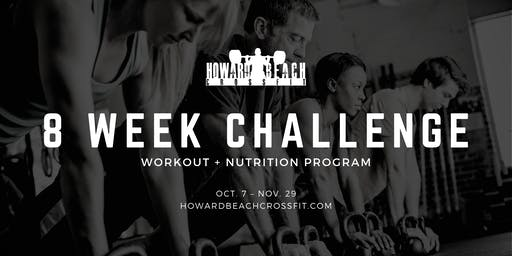 Howard Beach CrossFit: 8 Week Challenge