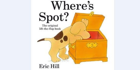 Canberra Theatre Presents: Spot (Ages 0-4 yrs) (Erindale Library) tickets