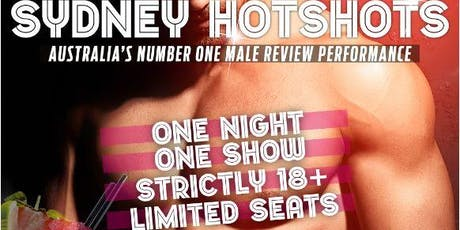 Sydney Hotshots Live at Ulverstone Golf Club tickets