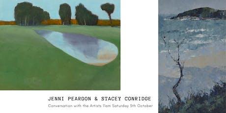 Conversation with Conridge & Peardon tickets