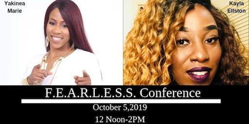 F.E.A.R.L.E.S.S. Conference