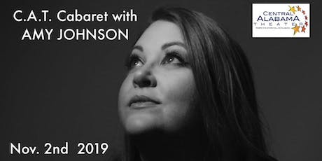 "CAT CABARET 2020 with  ""AMY JOHNSON""!  tickets"