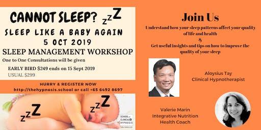 Sleep Management Workshop