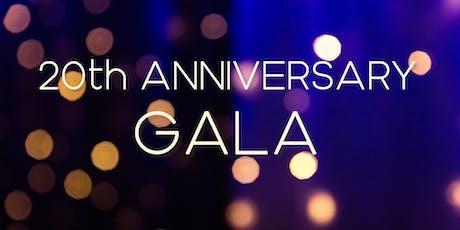 20th Anniversary Celebration tickets