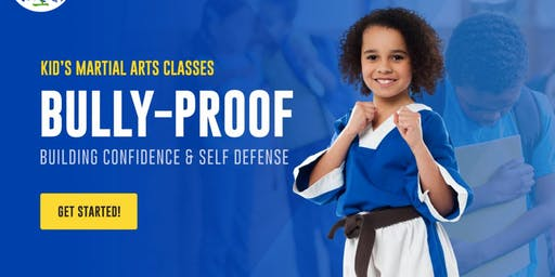Martial arts Bully poof Workshop