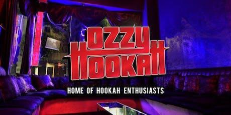 Ozzy Hookah Mega Meet & Hookah Battle tickets