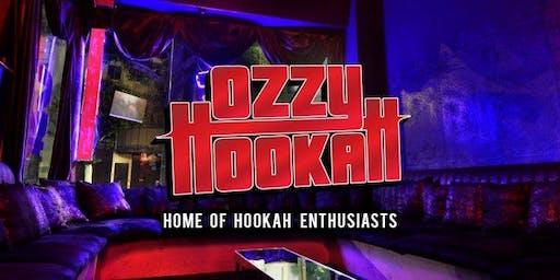 Ozzy Hookah Mega Meet & Hookah Battle