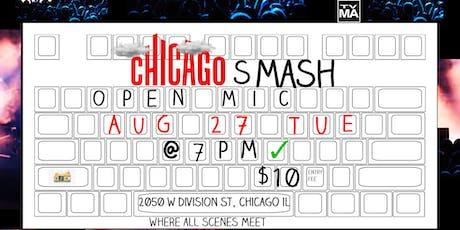 Chicago Smash Open Mic Party tickets