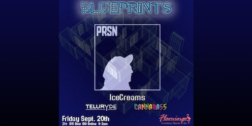 Blueprints PRSN IceCreams Cannabass