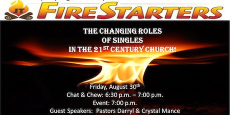 "Fire Starters ""Let's Get It Started"" tickets"