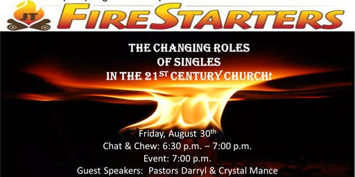 "Fire Starters ""Let's Get It Started"""