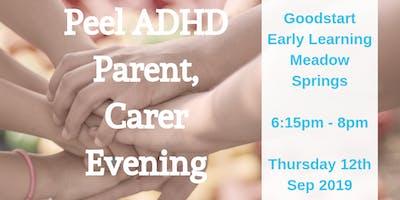 Peel ADHD Parent Carer Evening