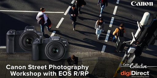 Canon Street Photography Workshop with EOS R/RP - Miranda