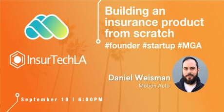 The art of building a car insurance startup tickets