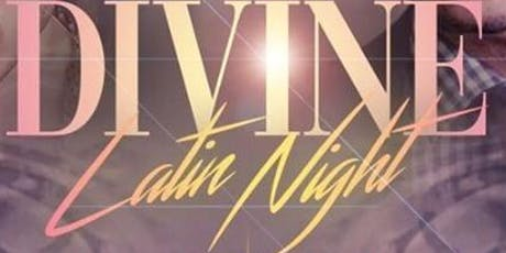 Divine Latin Night tickets