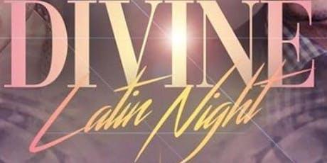 Divine Latin Night boletos