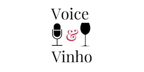 Voice & Vinho  tickets