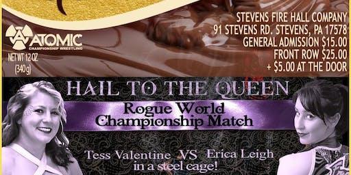 Atomic Championship Wrestling /Rogue Women Warriors 8/24/19