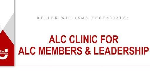 ALC Clinic w/ Beverly Steiner