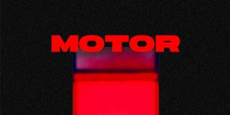 MOTOR Xe54 - Sleep D, Chiara Kickdrum, Dj Kiti, Market Memories + more tickets